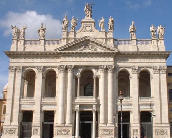 The Lateran basilica