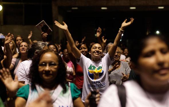 CNS photo/Ricardo Moraes, Reuters)