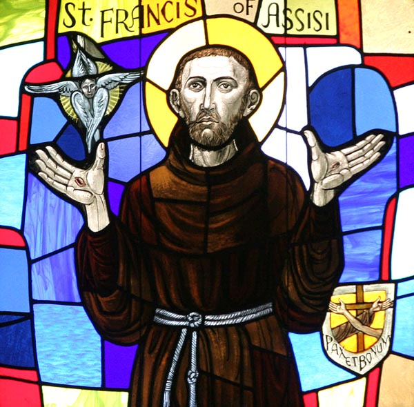 st Francis Wallpaper st Francis of Assisi is