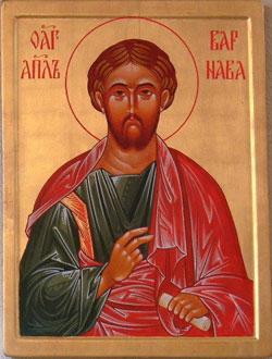 St Barnabus
