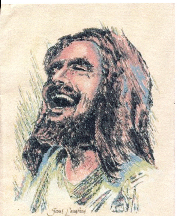 Laughing Christ a joy for us all - The Southern Cross
