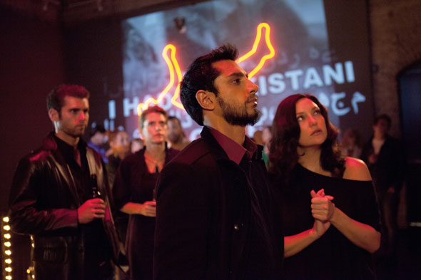 """Riz Ahmed and Kate Hudson star in a scene from the movie """"The Reluctant Fundamentalist."""" (CNS/IFC Films"""