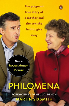 Cover of 'Philomena: A Mother, Her Son and a Fifty-Year Search? by Martin Sixsmith'