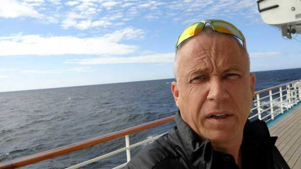 The Rocking Life Of A Cruise Liner Chaplain  The Southern