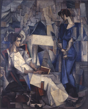 The Woman at the Well by Diego Rivera