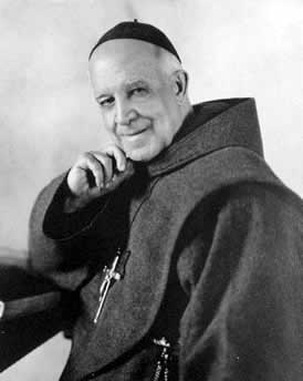 Fr Paul Wattson, the first Saint of Christian Unity