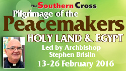 Join us on Pilgrimage in solidarity with our fellow Christians