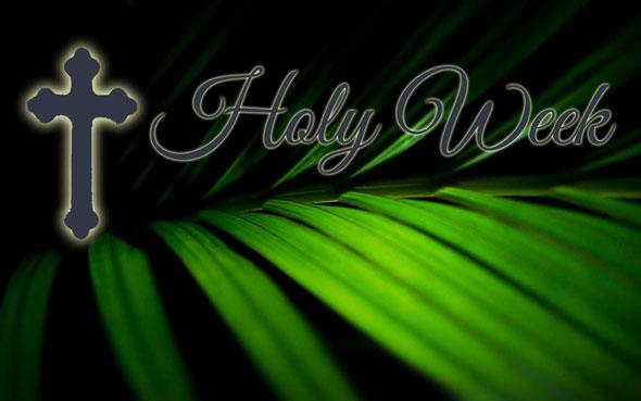 Mass Readings: March 20-27, 2016 | Bellville Catholic Church