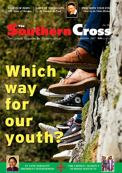 The Southern Cross - This week's Front Page
