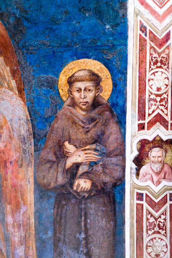 essays on saint francis of assisi