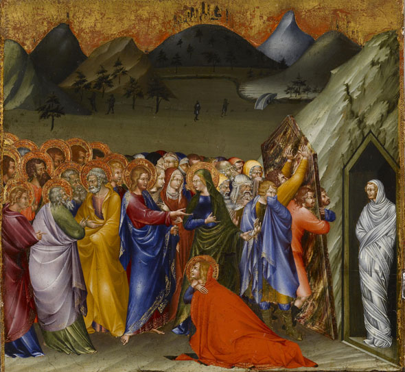 What happened to Lazarus after his resurrection? - The