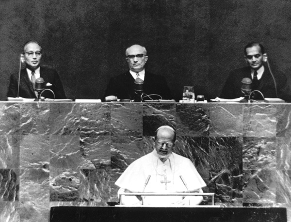"""an outline of octogesima adveniens a call to action Pope paul vi wrote the apostolic letter """"octogesima adveniens"""" in 1971  renewed action for lay members to participate in social and political."""