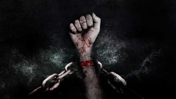 slavery human trafficking
