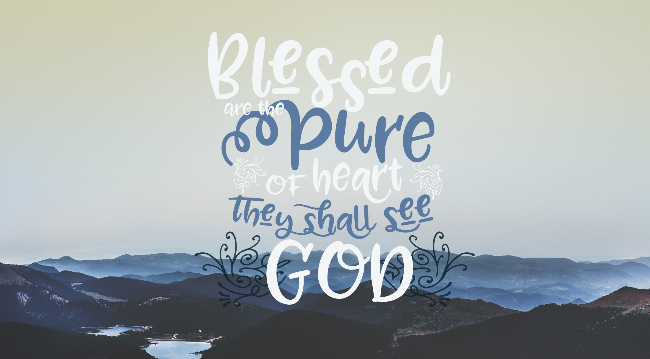 Image result for blessed are the pure in heart