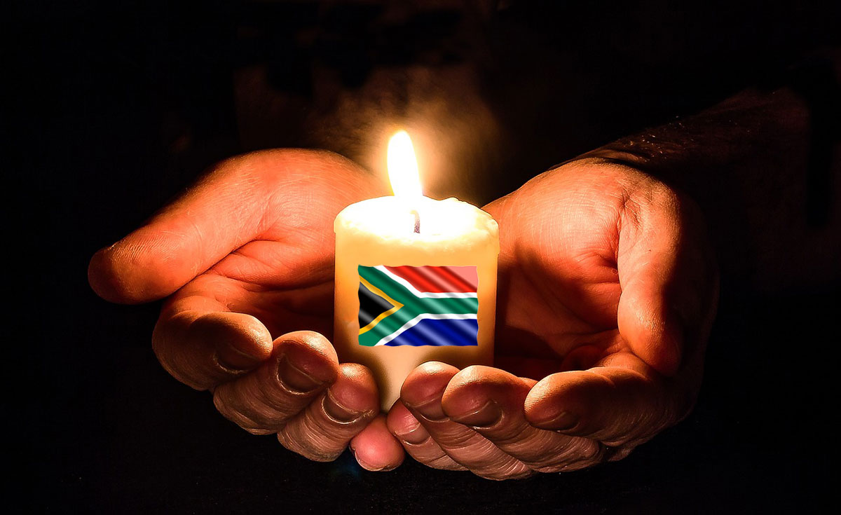 Prayer for South Africa - Every Friday! - The Southern Cross