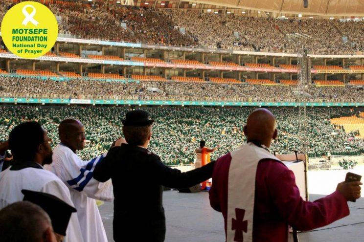 Dr Be Lekganyane: What Happened At National Prayer Day?