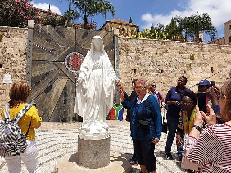 Memorable Catholic Hosted Holy Land Pilgrimage Highlights
