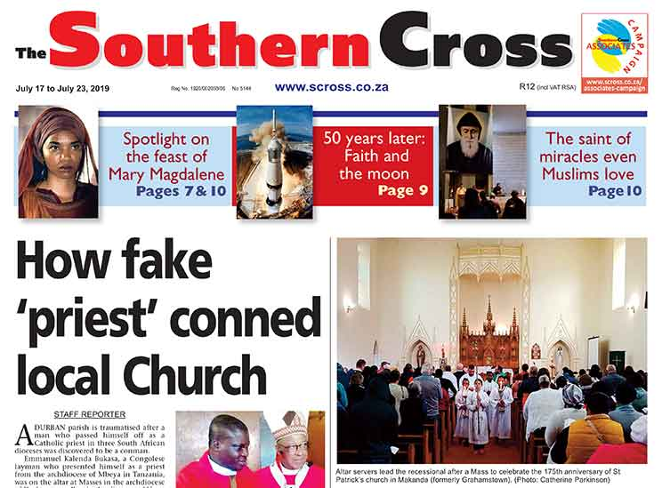 Fake Priests: What We Can Do - The Southern Cross